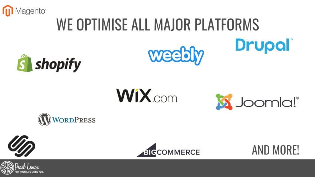 Wordpress seo services graphic